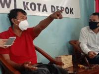 Terkait Pengusiran Wartawan PWI Kota Depok, Kapolrestro Depok di Kecam