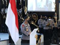 Lantik AS SDM, Kapolda Aceh dan Kadiv TIK, Kapolri: Dukung dan Tuntaskan Program Pemerintah Tangani Covid-19