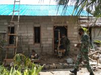 Tidak Lama Lagi Pembangunan RTLH, Milik Zulkifli Warga Kurang Mampu di Sungai Kunyit Rampung