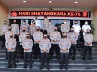 Selama Sembilan Hari Tim Audit Kinerja Itwasum Polri Laksanakan Audit di Polda Kalbar