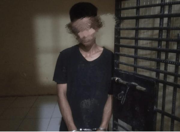Aksi Heroik, Ahmad dan Ismail Sergap Pencuri Accu Tower