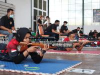 Kasdam XII/Tpr Hadiri Pembukaan Kejuaraan Menembak Perbakin Cup 2021 Kalimantan Barat