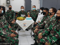 Korps Suplai STTAL Syukuran Peringati Hari Jadi Korps Suplai 1 September 2021