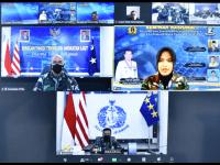 """STTAL Gelar Seminar Nasional """"Peluang dan Tantangan Pertahanan Siber Di Era Disrupsi Masa Pandemi Covid-19"""