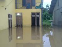 Ratusan Rumah Terendam Air Hingga Ketinggian 2 Meter