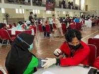 Sukses Gelar Vaksinasi, Wakapolda Jatim, Kasdam V Brawijaya dan Rektor UIN Malang Apresiasi Aliansi Mahasiswa Nasional