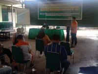 Kodim 1201/Mph, Gelar Program Pembinaan Masyarakat Tanggap Bencana
