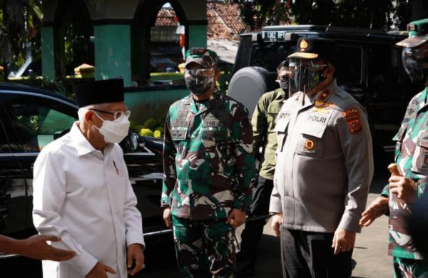 Pangdam III/Slw Pimpin Pengamanan VVIP di Bogor