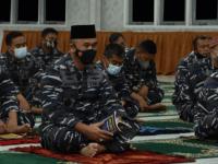 STTAL Gelar Dzikir, Tahlil dan Do'a Bersama Sambut Peringatan HUT TNI AL Ke-76