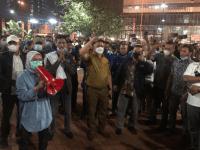 Kader Demokrat Bubarkan Acara Ilegal, Iti Jayabaya: Ini Banten, Bung! Pendukung Moeldoko Jangan Main-main Dengan Demokrat !