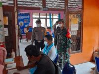 Wujud Kemanungalan TNI Dengan Rakyat, Koramil 1201-04 Melaksanakan Karya Bhakti bersama Masyarakat