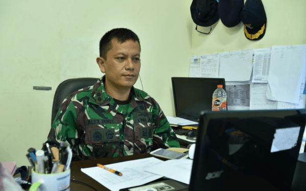 Dosen/ Prajurit Teknokrat STTAL Raih Beasiswa Dik Iptek dari TNI Angkatan Laut