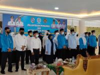 Dr. Firdaus Zar'in, S.Pd. M.Si , Melantik  Pengurus Daerah BKPRMI Kabupaten Mempawah Periode 2021-2025