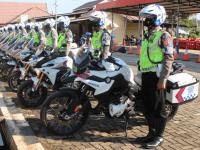 Polda Kalbar Gelar Operasi Patuh Kapuas Selama 14 Hari, Fokus Delapan Pelanggaran