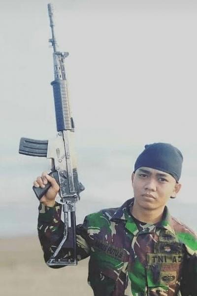 Jaga Landasan Heli, Putra Landak Kalbar Tewas Tertembak KKB Papua