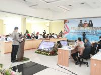 Sosialisasikan Kode Etik, Tata Beracara, dan TNKB, MKD DPR RI Kunjungi Polresta Tangerang