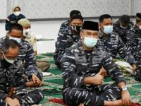 Komandan STTAL Ikuti Doa Bersama Lintas Agama Untuk Negara dan Bangsa