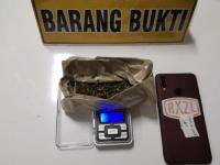 MJ Ditangkap Satresnarkoba Polresta Tangerang