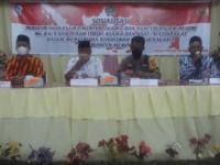 Hadiri Sosialisasi Peraturan Dua Menteri Bersama FKUB Mempawah, TNI Siap Bersinergi Bentuk Kamtibmas