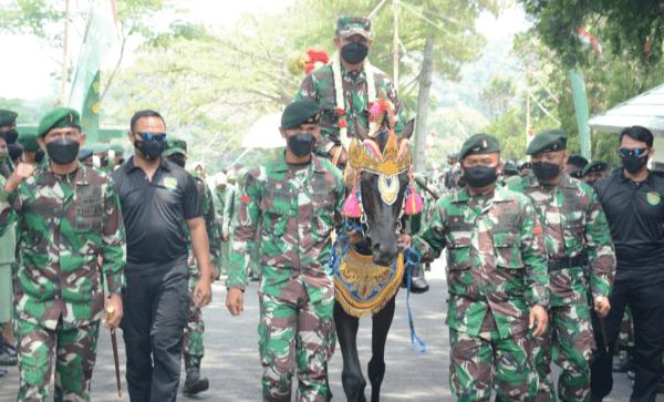 Prajurit Siliwangi Siap Tugas Di Papua