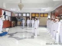Prajurit Teknokrat STTAL Mendapatkan Anugerah Kenaikan Pangkat