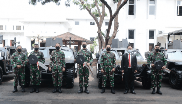 Randis Baru, Profesionalisme TNI Meningkat