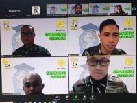 BEM STTAL Selenggarakan Online Sharing Session dari Kampus STTAL Bumimoro.