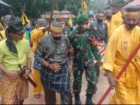 Raja Mempawah Dr.Ir.Mardan Adi Wijaya, Pangeran Mude Kawal Ketat Ziarah Ke Makam Opu Daeng Manambon