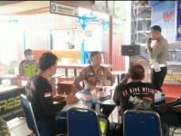 RX King Melawi ( RKM) Lakukan Sosialisasi Club Motor Serta Persemian Di Sat lantas Polres Melawi