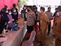 Kapolda Banten Apresiasi Personel Pengamanan Pilkades Tangerang