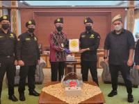 Sampaikan Visi Misi Organisasi, BPM Kalbar Lakukan Silahturahmi Dengan Gubernur Sutarmidji