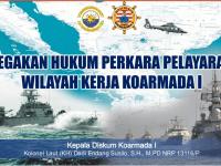 Dua Pamen STTAL Ikuti Implikasi UU Cipta Kerja Dalam Penyelesaian Perkara Pelayaran
