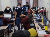 Sindikat Pinjol Di Gerebek Oleh Polres Metro Jakarta Pusat