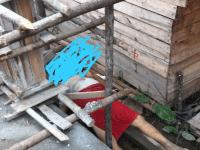 Mayat Paruh Baya, Buruh Bangunan Ditemukan