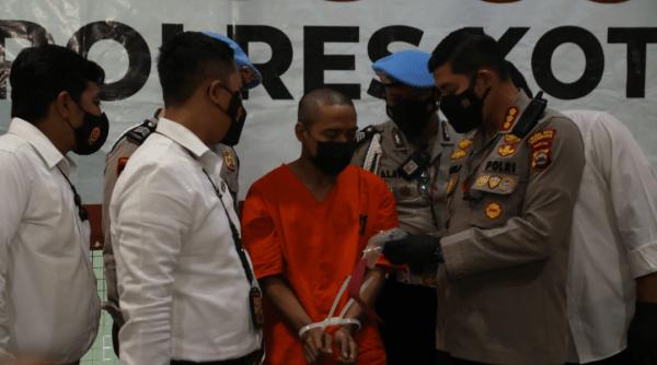 Polresta Tangerang Bekuk Pelaku Curanmor