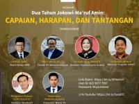 Abdul Mu'ti Sekum Muhammadiyah : apresiasi semua usaha dan ichtiar dalam 2 tahun kepemimpinan Jokowi-Maruf