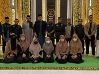 Remaja Masjid Agung Al – Falah Sukses Gelar Tabligh Akbar Maulid Nabi Muhammad SAW : Terima Kasih Kepada Pihak- Pihak  Yang Telah Mendukung dan Ikut Berpartisipasi, Ucap Panji