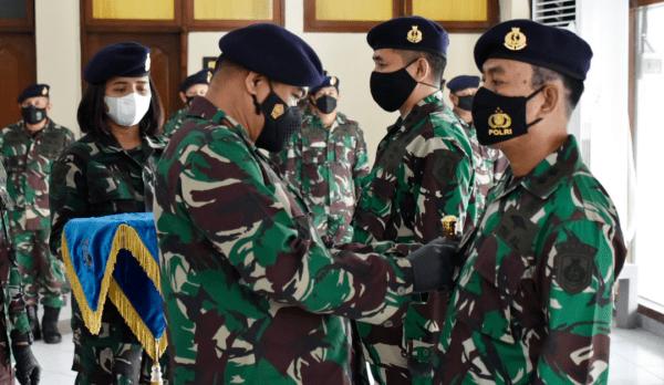 Sertijab dan Pengukuhan Jabatan Kaprodi STTAL Sebagai Bentuk Regenerasi Kepemimpinan