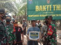Tim Wasev Tinjau Lokasi, Pastikan Bakti TNI di Wilayah Kodim 1201/Mph Sesuai Progres