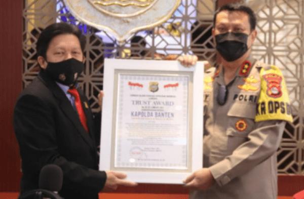 Cepat dan Tegas Beri Sanksi Brigadir NP, Lemkapi Puji Kapolda Banten