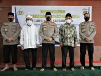 Memperingati Maulid Nabi, Personil Polres Kutai Kartanegara Diharapkan Meneladani Kepemimpinan Nabi Muhammad SAW