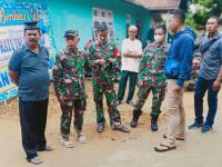 Pasi Pers Kodim 1201/Mph, Kunjungi Rumah Duka Pastikan Upacara Pemakaman Militer Pratu Tri Handoko
