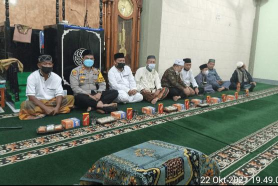 Momentum Maulid Nabi Muhammad SAW  Hijrah ke Arah yang Lebih Baik, Kata IPTU Joni  Islam Memerintahkan Umatnya Menjaga Hidup dan Kesehatan