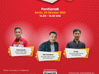 Dukung UKM Pontianak Siap Masuki Pasar Digital, JNE Pontianak Hadirkan Goll..aborasi Bisnis Online