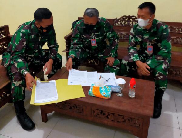 Asistensi Perjanjian Kerja Sama (PKS) dari Dinas Hukum TNI AL Kepada STTAL