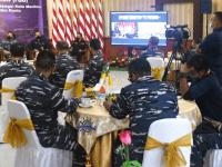STTAL Ikut Hadir Dalam Mengembalikan Surabaya Sebagai Kota Maritim Di FGD Kodiklatal