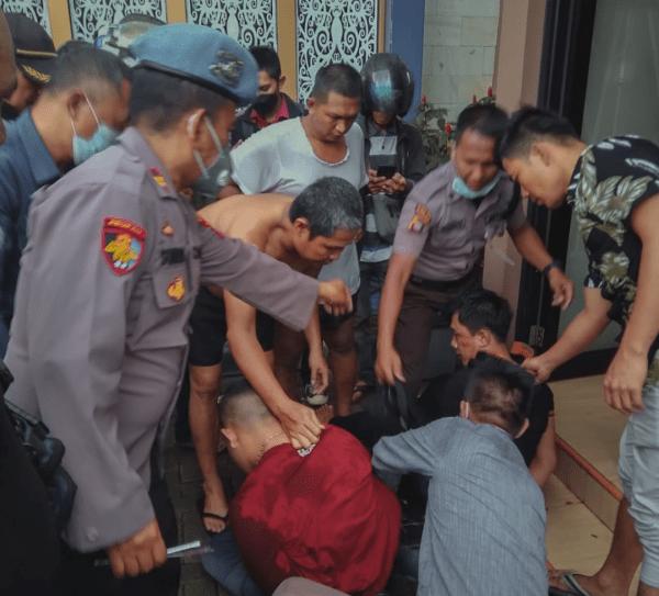 Pelaku Pembobol ATM di Jalan M.Sohor di Amankan Polisi