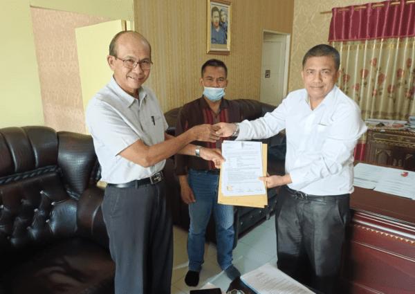 DPD LKPN Kalbar Dapat Ucapan Selamat Dari Ketum Dewan Pimpinan Pusat LKPN